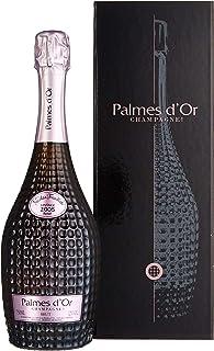"Champagne Nicolas Feuillatte Palmes d""Or Brut Rosé Vintage mit Geschenkverpackung Star 1 x 0.75 l"