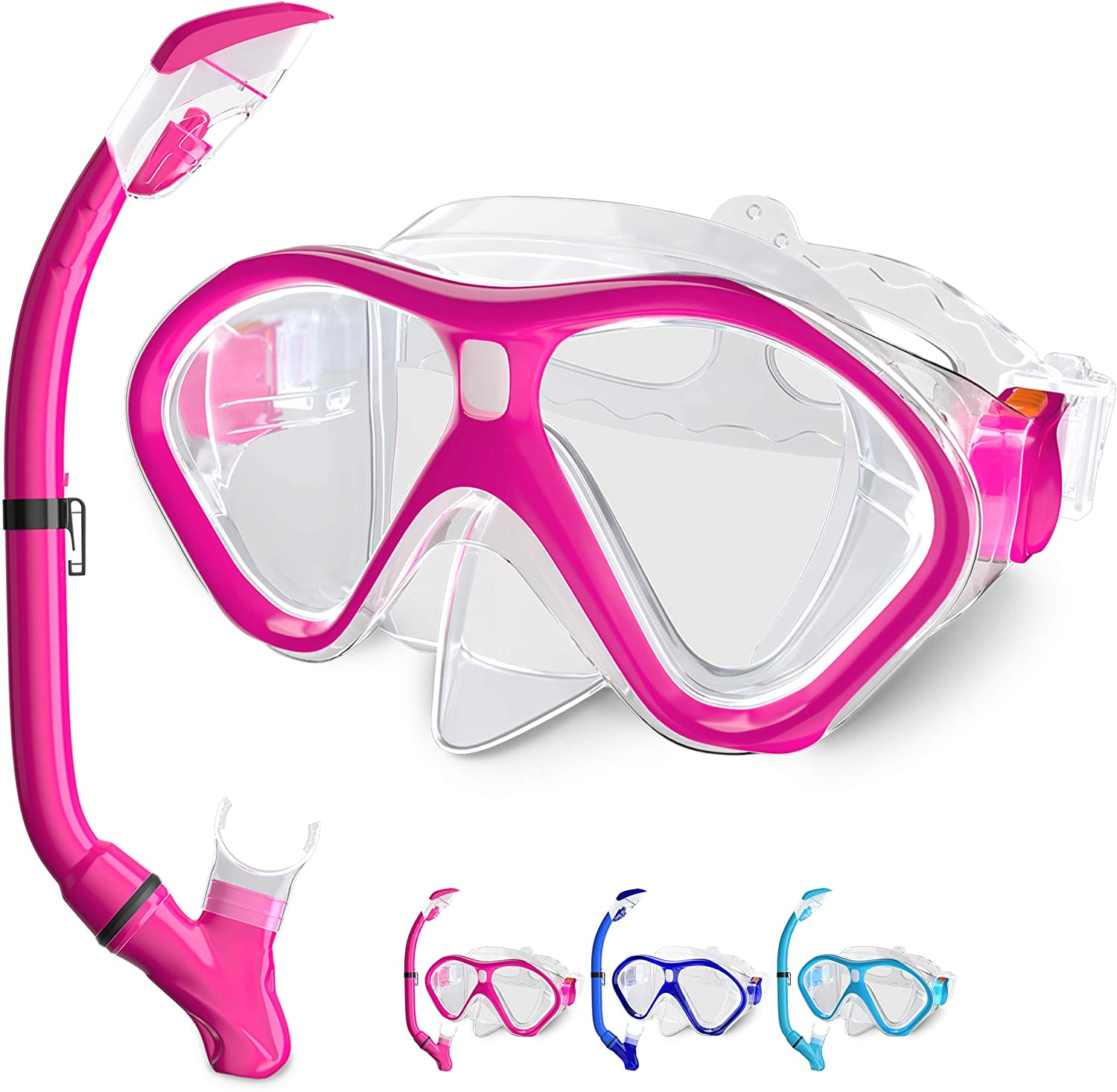Tongtai SnorkelingGear for A surprise Max 58% OFF price is realized AdultsKids:Anti-LeakSnorkel