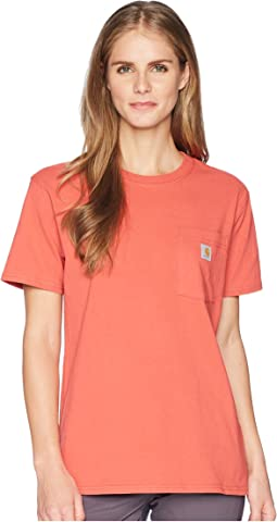 WK87 Workwear Pocket Short Sleeve T-Shirt