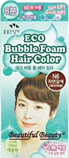 SOMANG ECO BUBBLE FOAM HAIR COLOR (NATURAL BROWN N6)