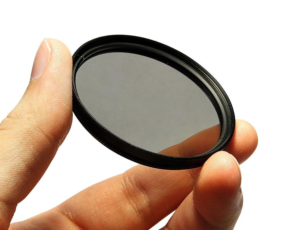 CPL Circular Polarizer Glare Shine Polarizing Filter for Canon EF-S 18-135mm F3.5-5.6 IS USM Lens