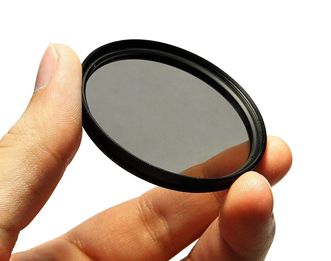 CPL Circular Polarizer Glare Shine Polarizing Filter for Sony HDR-PJ10 HDR-CX7 HDR-CX12 DCR-SX85 DCR-SX65 DCR-SX45 HDR-UX7 HDR-UX5 HDR-HC9 HDR-HC7 HDR-HC5 HDR-HC1 DCR-SR300 DCR-SR200 HDR-SR8 HDR-SR7 HDR-SR5 HDR-SR12 HDR-SR11 Camcorder Video Camera