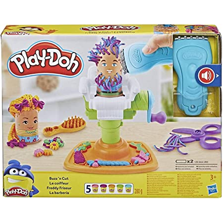 Play-Doh - Pate A Modeler – Le Coiffeur