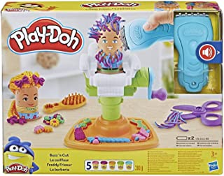 Play-Doh Buzz `n Cut Fuzzy Pumper Barber Shop Toy