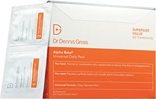 Dr. Dennis Gross Skincare Alpha Beta Extra Strength Daily Peel | 60 Treatments