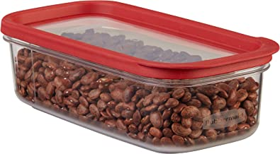Rubbermaid 1840747 5-Cup Modular Dry Food Storage Zylar Container