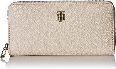 Tommy Hilfiger Th Soft Large Za Wallet, Accessoire Portefeuille de Voyage Femme