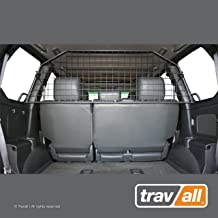 Travall Guard Compatible with Toyota Land Cruiser (2003-2009) TDG1124 - Rattle-Free Steel Pet Barrier