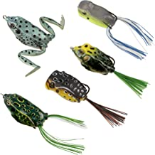 fly fishing frog poppers