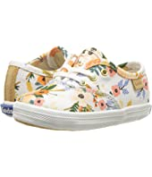 Keds x Rifle Paper Co. Kids - Rifle Paper Champion Seasonal Crib (Infant/Toddler)