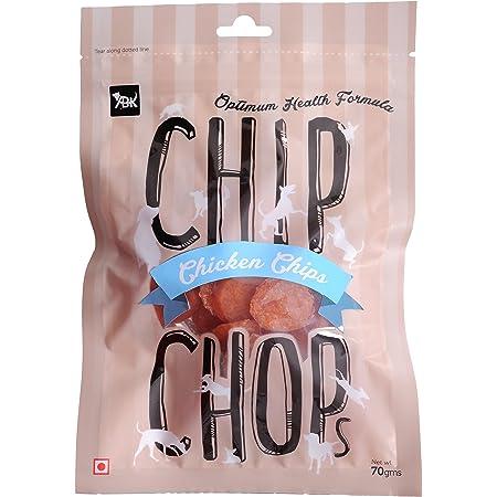 Chip Chops Chicken Chips Dog Treat, 70g, Optimum Health Formula (Single Pack)