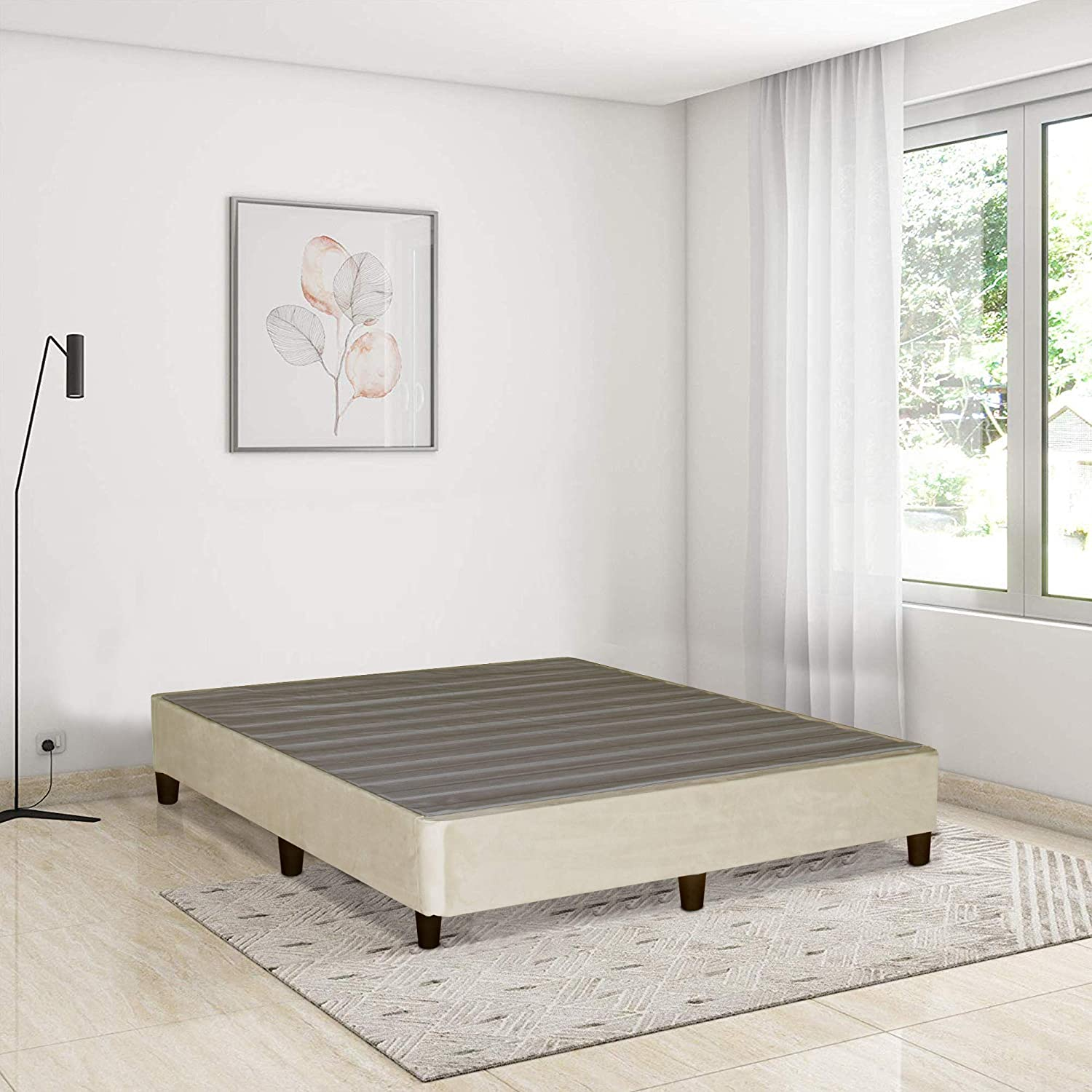 Mayton Platform Bed Large-scale sale For Mattress sping A Eliminate Need Box Price reduction