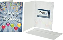 Gift Card - Birthday