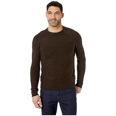 Smartwool Ripple Ridge Crew Sweater (Sumatra Heather) Men
