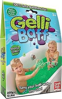 Zimpli Kids Gelli Baff - Green Bath Gelli, Green