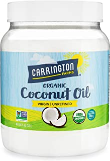 Carrington Farms Organic Virgin Coconut Oil, 54 oz. - Compare Our Cost Per Ounce
