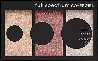 Covergirl Full Spectrum Sculpt Expert- Multiuse Cheek Palette Bronze Flame