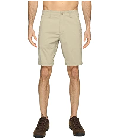 Royal Robbins Everyday Traveler Shorts (Khaki) Men
