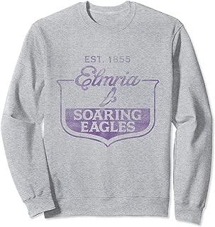 Elmira College EC Soaring Eagles Sweatshirt 07ec-1