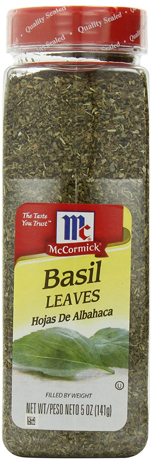 McCormick Basil Leaves 5-Ounce 4 Inexpensive of Pack Ranking TOP15