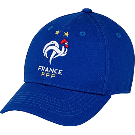 Casquette FFF - Collection Officielle Equipe De France - Taille Enfant