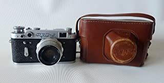 FED-2 Type B USSR Soviet Union Russian 35 mm Leica copy Rangefinder Camera Industar-26M lens