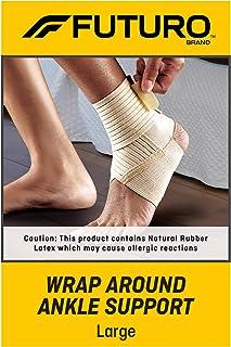 Futuro Wrap Around Ankle Support, Size L