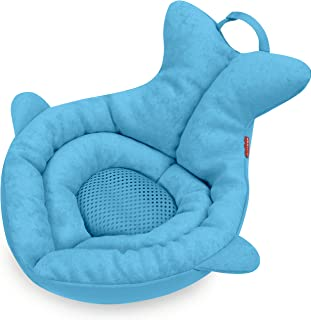 SKIP HOP 鲸鱼软室内水池洗澡器蓝色