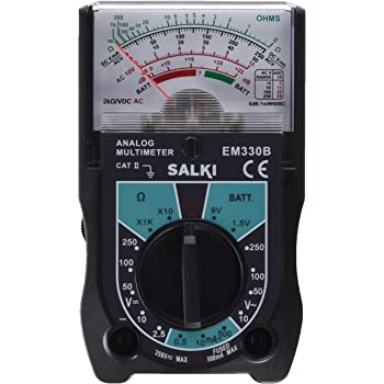 VOLTCRAFT VC-2030A Hand-Multimeter analog CAT III 500 V