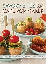 savoury recipes for cake pop maker