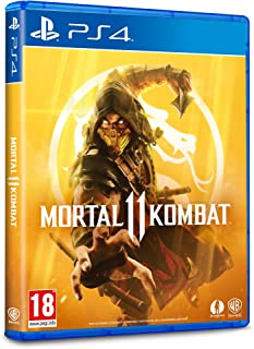Mortal Kombat 11 by WB Games for PlayStation 4