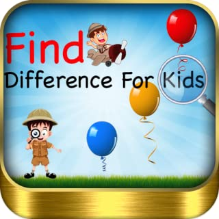 find differences for kids