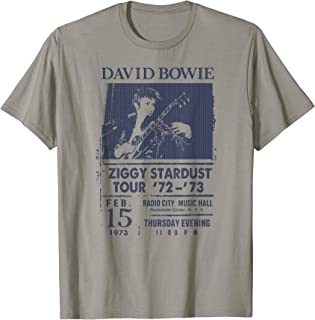 David Bowie - Radio City T-Shirt