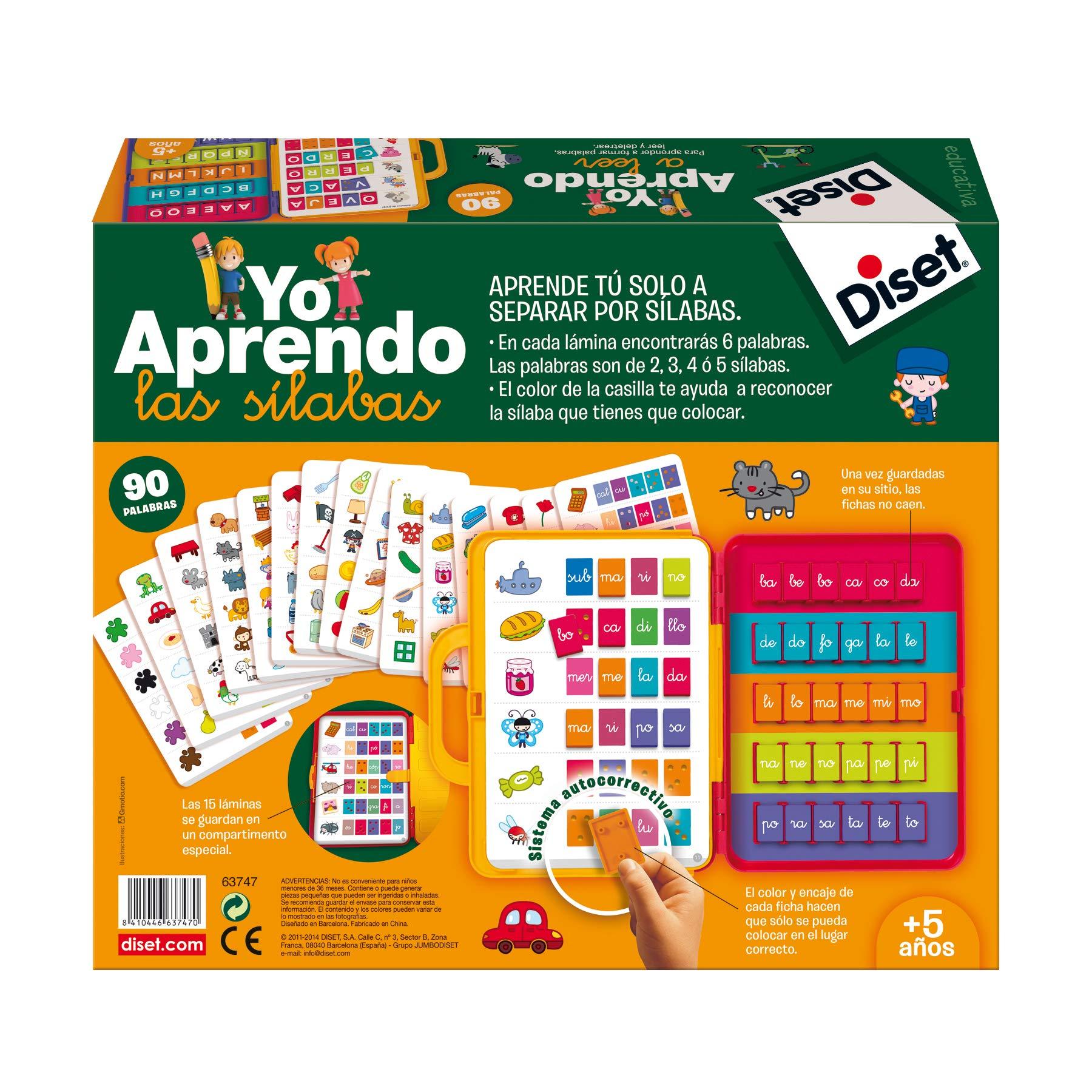 Diset- Juguetes, 31.5 x 26.4 x 6.1 (63747): Amazon.es: Juguetes y juegos