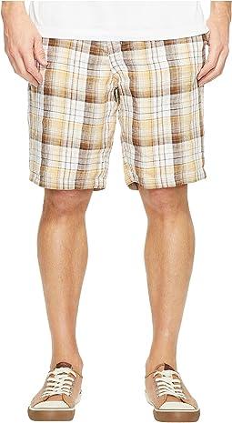 Tommy Bahama - Island Duo Reversible Linen Shorts