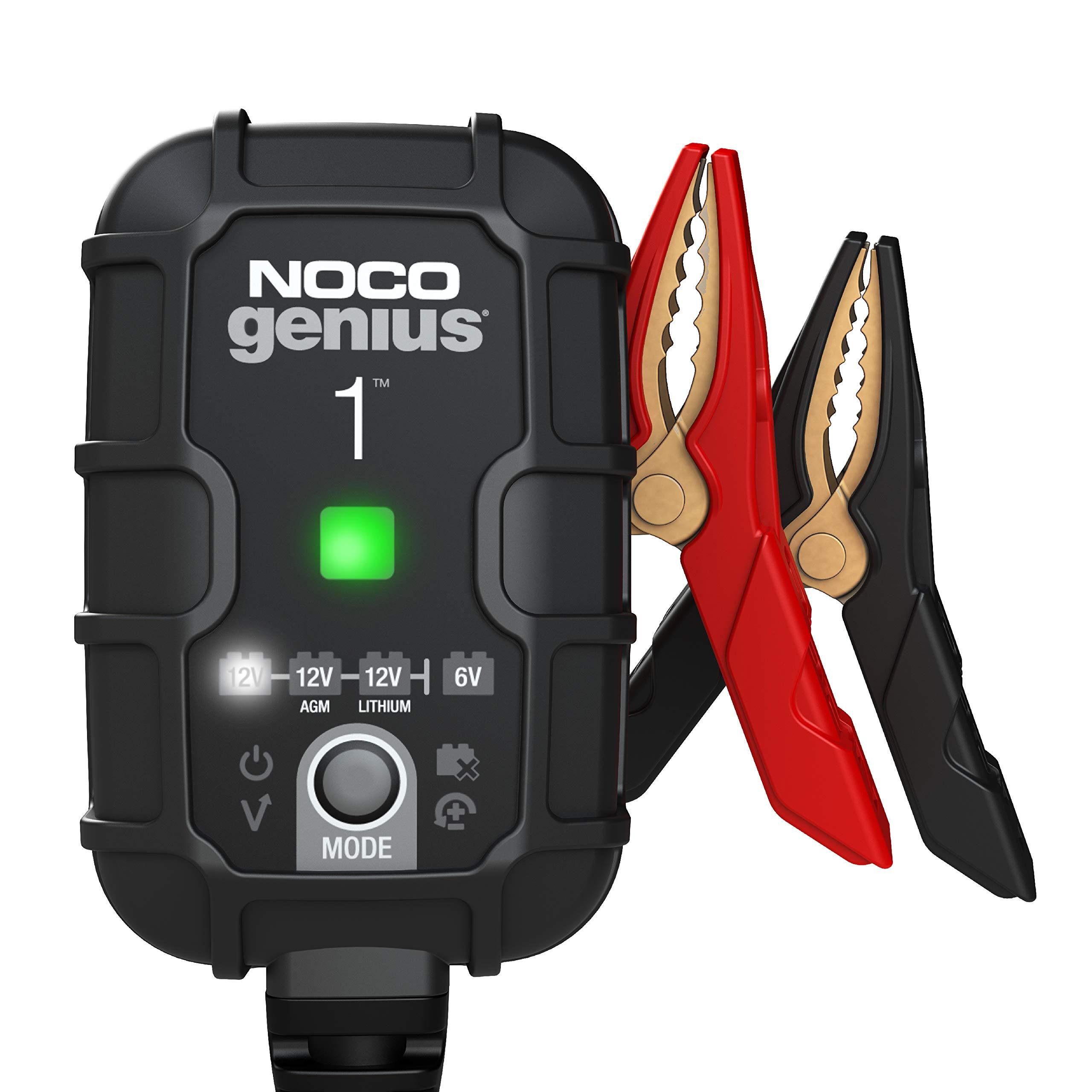 NOCO GENIUS1 Fully Automatic Temperature Compensation