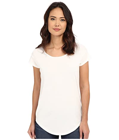 Alternative Cotton Modal Origin Tee (White) Women