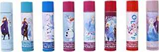 Frozen 2 Lip Balm 8 Pack with Assorted Flavors
