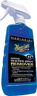 Meguiar's M4716 Marine/RV Hard Water Spot Remover, 16 oz