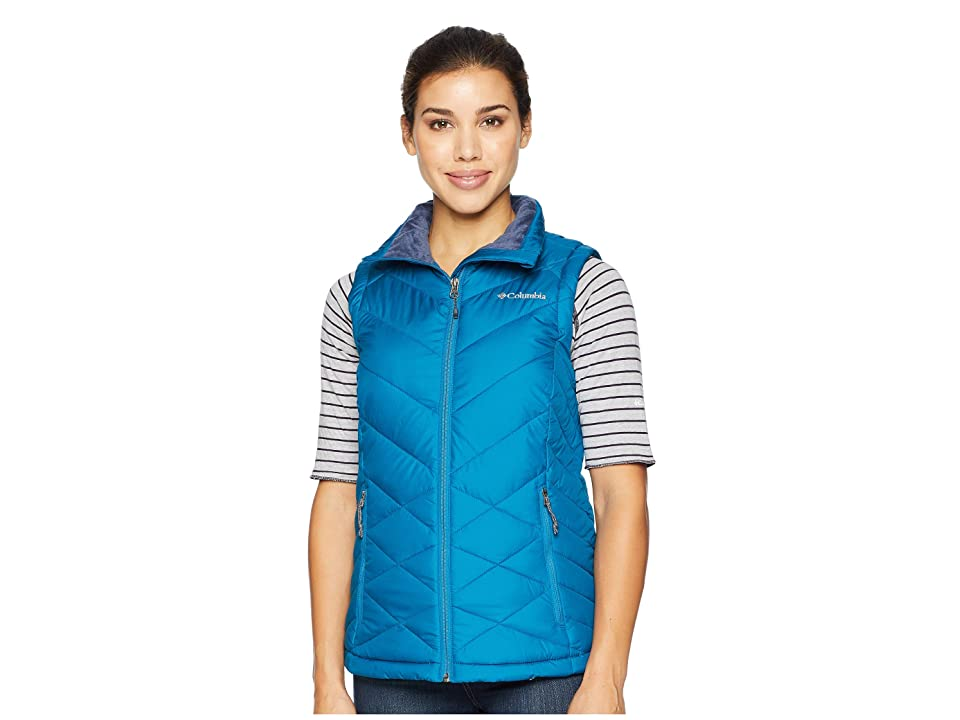 Columbia Heavenly Vest (Lagoon) Women