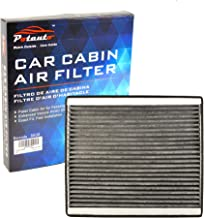 POTAUTO MAP 4016C (CF8718A) Replacement Activated Carbon Car Cabin Air Filter for Volvo, C70, S60, S80, V70, XC70, XC90 (Upgraded with Active Carbon)