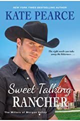 Sweet Talking Rancher (The Millers of Morgan Valley Book 5) Kindle Edition