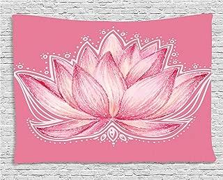lotus petal yoga