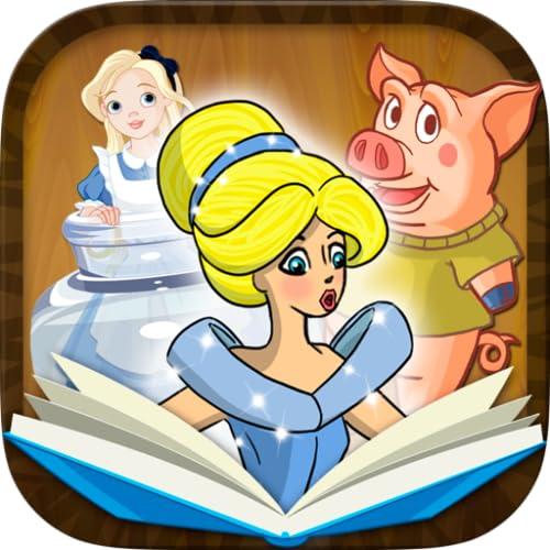 Contos clássicos infantis - livro interativo para crianças