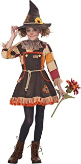 Patchwork Scarecrow Child Costume