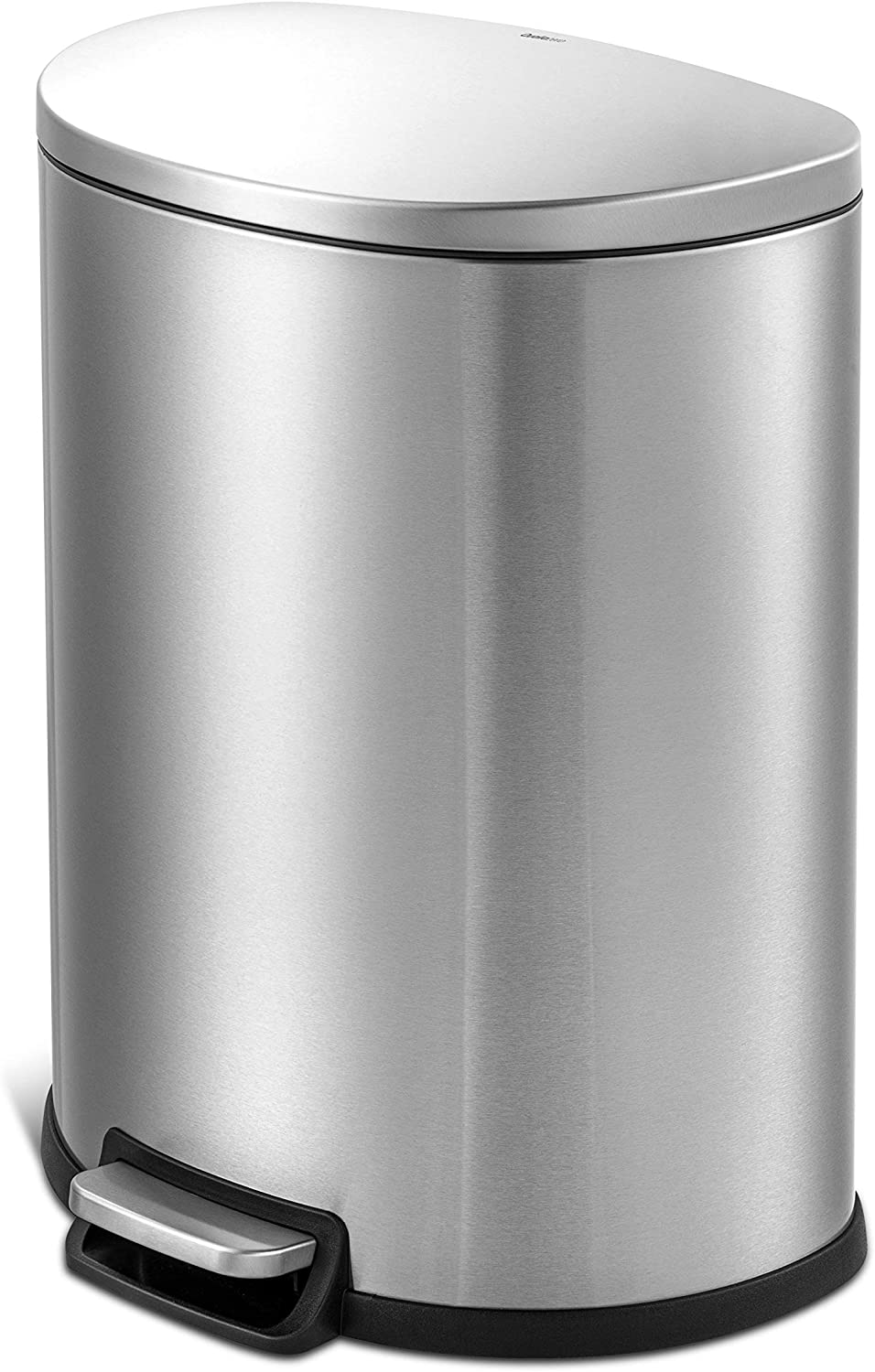 Challenge the lowest price of Japan ☆ QUALIAZERO 50L 13Gal Heavy Duty Comme Hands-Free Steel Excellence Stainless