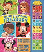 Disney Junior: Sound Storybook Treasury (Play-A-Sound)