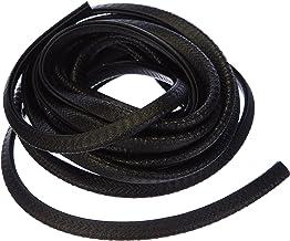 EUTRAS randbescherming 1067 KS1051 klemprofiel Keder - klembereik 1-2 mm - zwart - 5 m