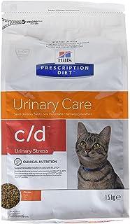 Hill's Prescription Diet c/d Urinary Stress kattenvoer voor gezonde urinewegen