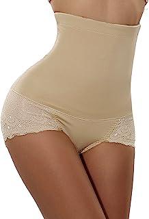a096dc0855c Gotoly Women Body Shaper High Waist Butt Lifter Tummy Control Panty Slim  Waist Trainer